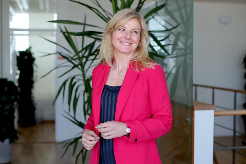 Kajsa Arvidsson CEO Seliro